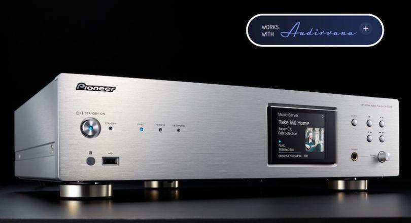Pioneer ist stolz auf seinen N-70AE. Ein Netzwerkspieler mit integriertem Dualband-WiFi, Bluetooth, Airplay, HiRes Audio, integrierten Musikdiensten, FireConnect für Multi-Room Wiedergabe, Internetradio, digitalen Eingängen, hochwertigem Kopfhörerausgang sowie Cinch- & XLR-Analogausgängen  - jetzt übrigens auch mit Works With Audirvana Plus.