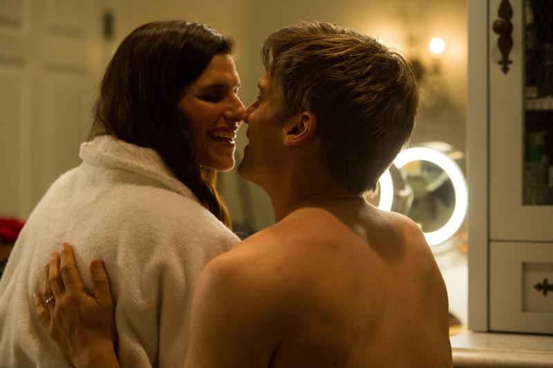Das Leben von Jacob (Nikolaj Coster-Waldau) und seiner Frau Kate (Lake Bell) ändert sich dramatisch, als der Familienvater einen Verkehrsunfall verursacht und ins Gefängnis muss. (© Constantin Film)