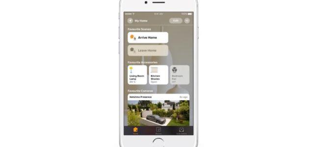 Netatmos Sicherheitskameras nun mit HomeKit-Unterstützung und Siri-Kontrolle