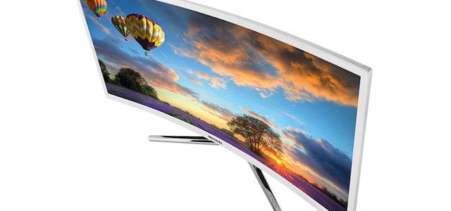 "Ultraschlanker MEDION 34"" QHD Ultra Widescreen-Monitor ab sofort im MEDIONshop"