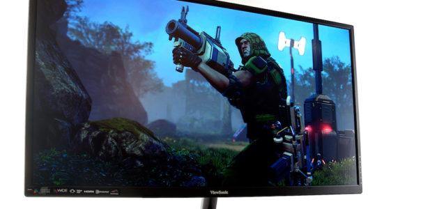 ViewSonic VX3211-2K-mhd – Hochauflösender 32-Zoll-Design- und Allround-Monitor