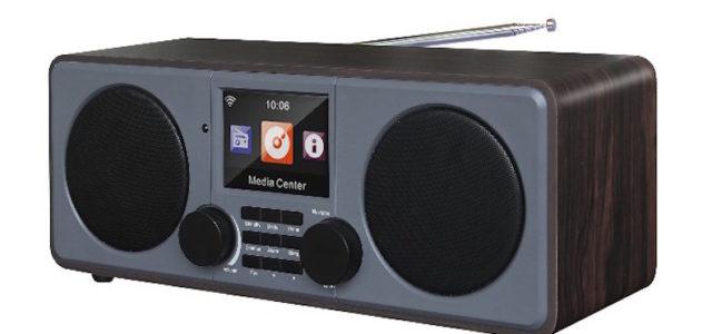 Neues Internetradio DAB 600 IR mit DAB + von XORO