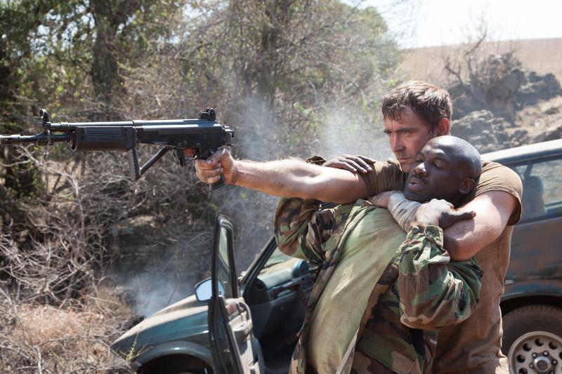 Trotz Alien-Invasion hat US-Soldat Bo (Lee Pace) auch sehr menschliche Auseinandersetzungen. (© Koch Films)