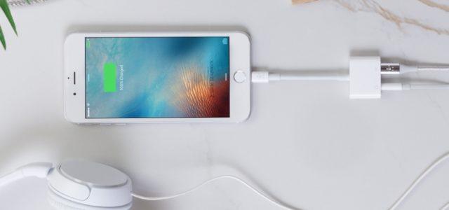 Belkin launcht 3.5 mm Audio & Charge Rockstar – für iPhone 8 und iPhone X