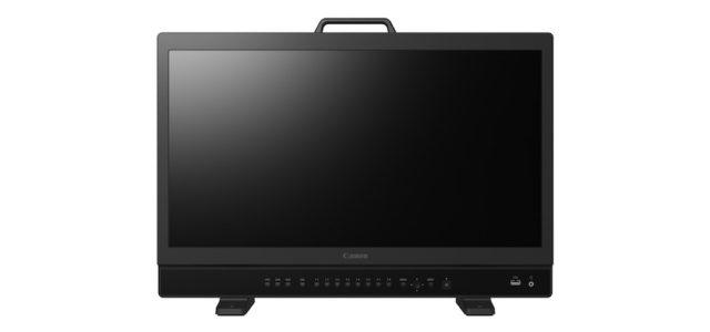 Canon DP-V2411 – Professioneller Referenzmonitor mit 4K HDR-Auflösung
