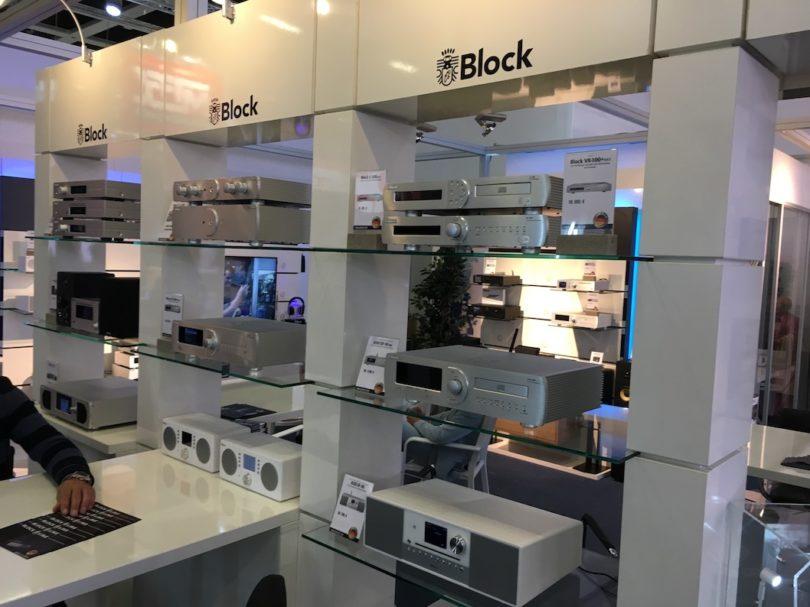 HiFi für Jedermann: Block präsentierte sein gesamtes Portfolio in Berlin.