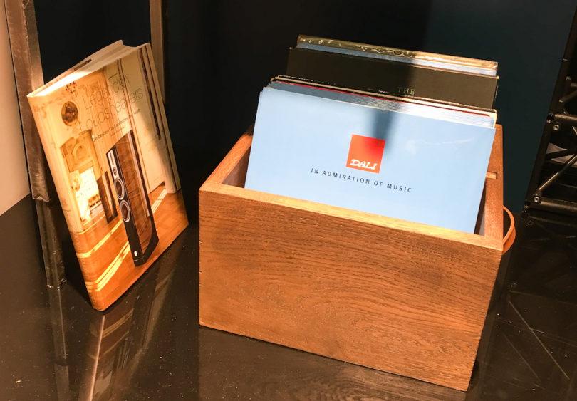Inzwischen legendär sind die Dali-Alben. Die aktuelle Version (Vol. 4) ist sowohl als CD - oder wie hier abgebildet - als Vinyl erhältlich.