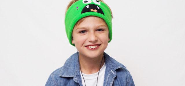 Stirnband‐Kopfhörer für Kinder: Snuggly Rascals kommen nach Deutschland