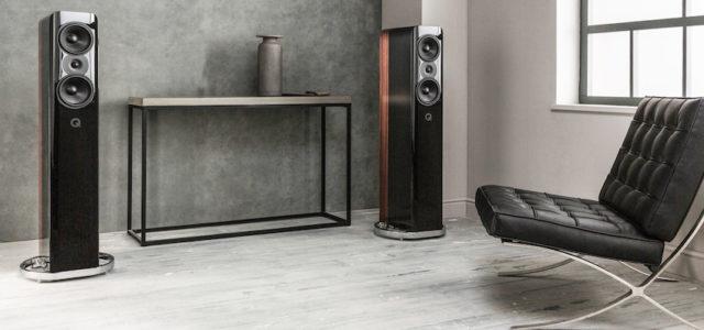 Standlautsprecher Q Acoustics Concept 500 – Wunder-Wandler mit Gel-Gehäuse