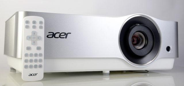Acer VL7860 – wohnraumoptimierter 4K-Laser-Projektor für unter 4.000 Euro