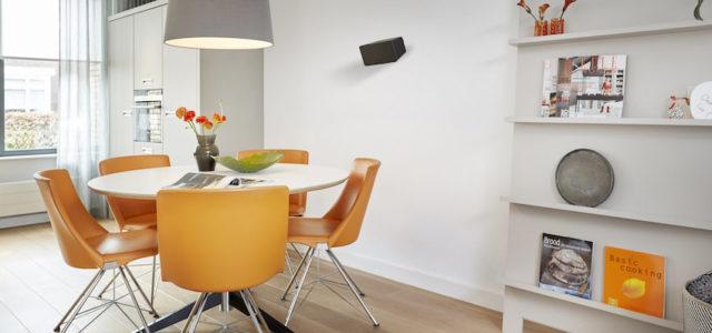 Mit Schnepel Lautsprecher an die Wand oder auf den Tisch!