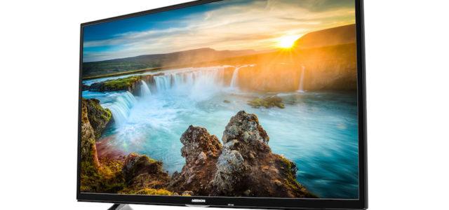 "55"" MEDION® UHD Smart TV mit LED Backlight-Technologie ab 26. Oktober bei ALDI SÜD erhältlich"