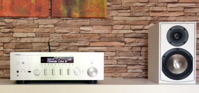Stereo-Netzwerk-Receiver Yamaha R-N803D – Für Premieren ist es nie zu spät