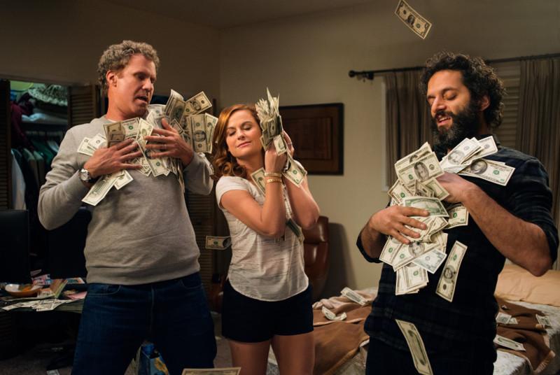 Scott (Will Ferrell) und Kate Johansen (Amy Poehler) betreiben ein illegales Casino. (© Warner Bros)