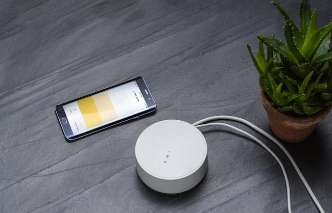home smart intelligente beleuchtung von ikea jetzt mit. Black Bedroom Furniture Sets. Home Design Ideas