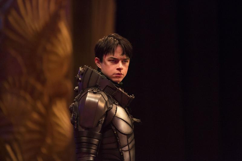 Valerian (Dane DeHaan) bekommt eine Sondermission. (© Universum Film)