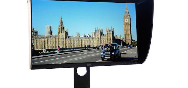 BenQ SW271 – 4K-fähiger Referenz-Monitor für anspruchsvolle Fotografen und Filmstudios