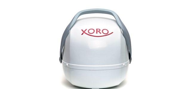 Neue mobile SAT-Anlage von XORO