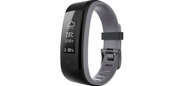 Pearl newgen medicals Premium-Fitness-Armband, XL-Touchdisplay
