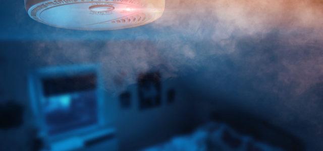 Brandschutz in der Adventszeit: tapHOME ALARM GSM Rauchmelder