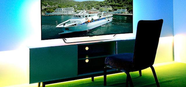 Philips 55POS9002 – OLED-4K-Preisbrecher mit ausgezeichneter TV-Qualität und Ambilight