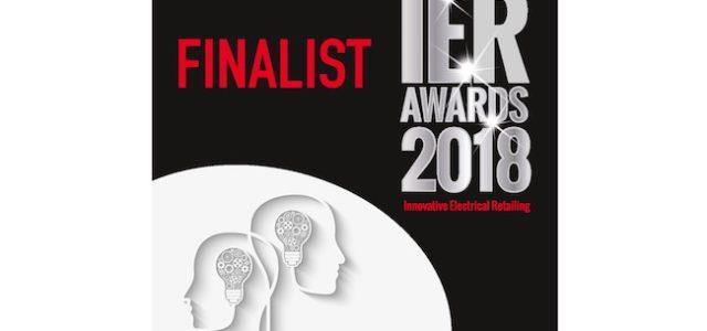 sonoro ist Finalist bei den IER Awards 2017