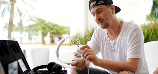 Der Ultimative Kopfhörer für Robin Schulz Fans – Sennheiser DH 25 in weiß