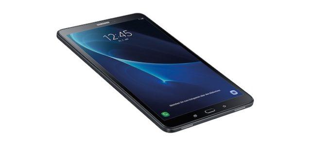Samsung Galaxy Tab A 10.1 – Mehr Speicherplatz ab Mitte Januar 2018