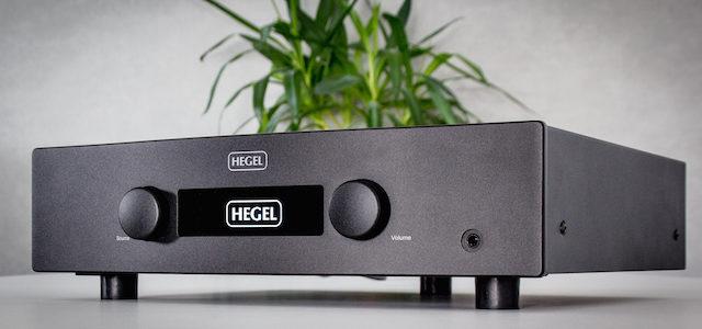 Hegel H190 – High End-Kraftwerk für digitales Streaming und analogen Bestklang