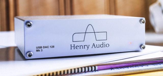 Erfreulich bezahlbares High End: Henry Audio USB DAC 128 Mark 3