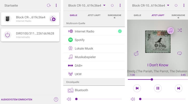 Per Undok-App kann das CR-10 auch bequem per Smartphone oder Tablet bedient werden.
