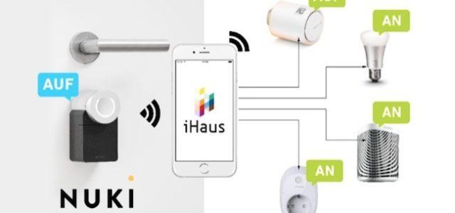 Der Türöffner ins Smart Home: iHaus integriert das Nuki Smart Lock