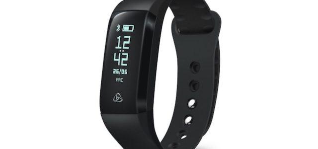 August SWB200 – Intelligentes Fitness-Armband mit App und  28 Tagen Akkulaufzeit