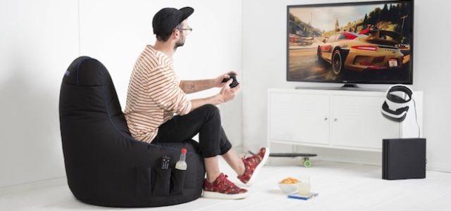 Gamewarez kündigt Facelift und neues Feature für Gaming-Sitzsäcke an