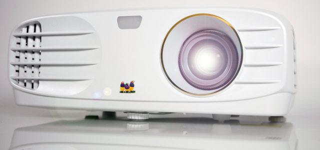 ViewSonic PX727-4K – Heimkino-Preiskracher mit 4K und HDR