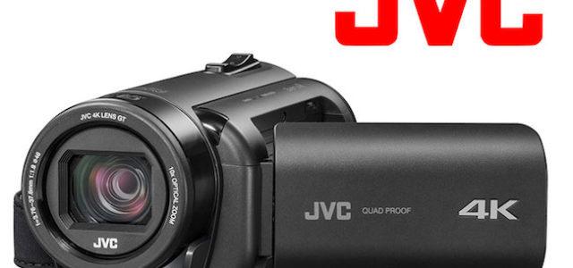 """JVC stellt weltweit ersten 4K-Ootdoor-Camcorder mit """"QUAD-PROOF"""" vor"""
