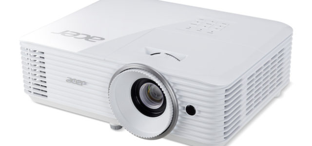 Acer WM-Kader: Public Viewing mit den neuen Projektoren H6521BD und P5530