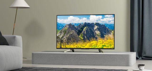 Sony erweitert sein TV-Sortiment um sieben Fernseher mit High Dynamic Range