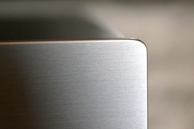 Verarbeitung und Materialwahl sind wie von Yamaha gewohnt auch beim NP-S303 makellos.