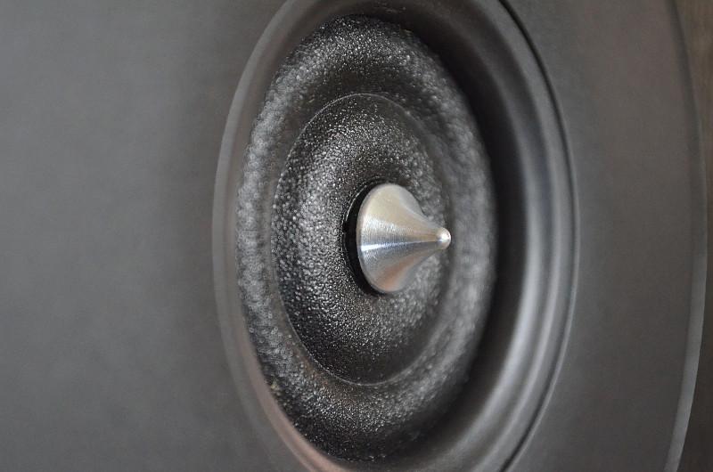 Das Dual-Ring-System des Hochtöners bürgt für besonders hohe Detailtreue.