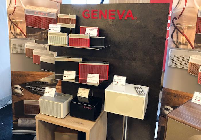 Geneva Sound Systems hatte ebenfalls ein paar sehr schicke Audio-Highlights aus dem hauseigenen Portfolio zu zeigen: