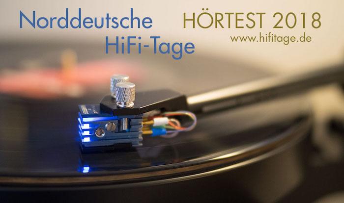 Diesmal am 03. und 04. Februar und seit 13 Jahren fest in Hamburg etabliert: die Norddeutschen HiFi-Tage.
