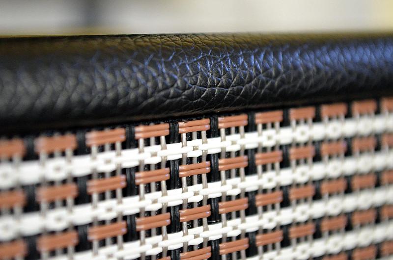Aufwendig verarbeitet bis ins Detail - der BB-860 macht dem Verstärker-Look alle Ehre.