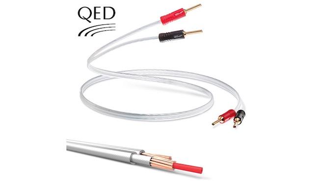 QED präsentiert innovatives Hi Tech- Lautsprecherkabel Performance ...