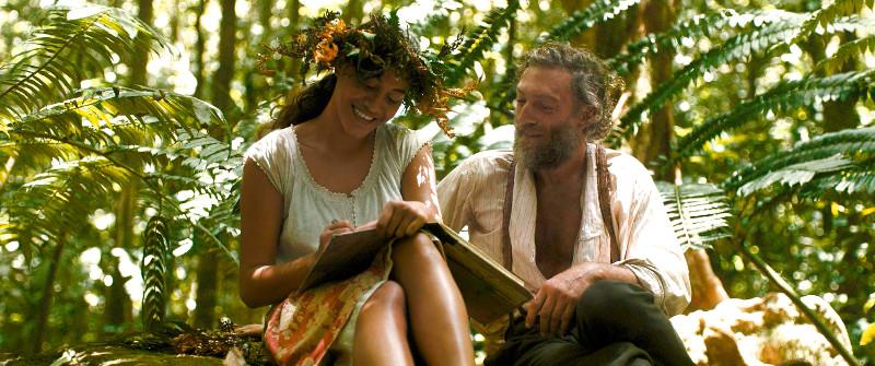 Vom vermeintlich einfachen und süßen Leben in der Südsee erhofft sich Gauguin neue Inspiration. (© Studiocanal)