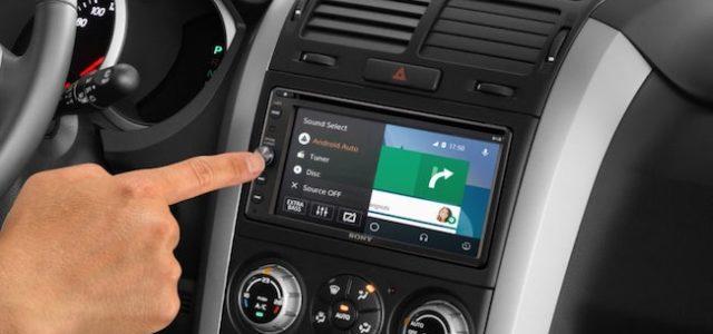 Ungetrübter Musikgenuss und sicheres Fahren: Sony XAV-AX205DB Auto-Receiver