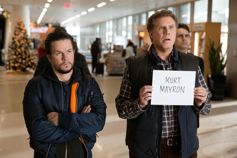 Brad (Will Ferrell) und Dusty (Mark Wahlberg) müssen sich wohl oder übel zusammenraufen. (© Paramount Pictures)