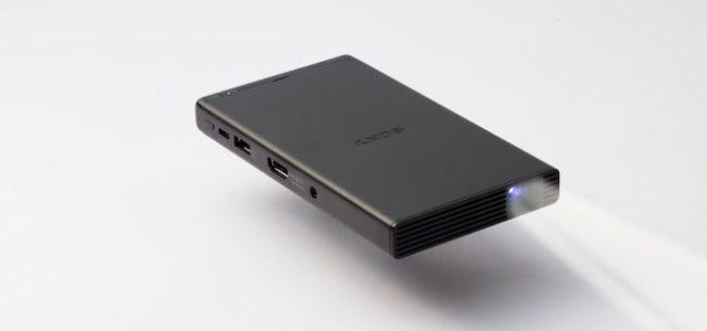 Sony MP-CD1: kleiner Projektor im Taschenformat