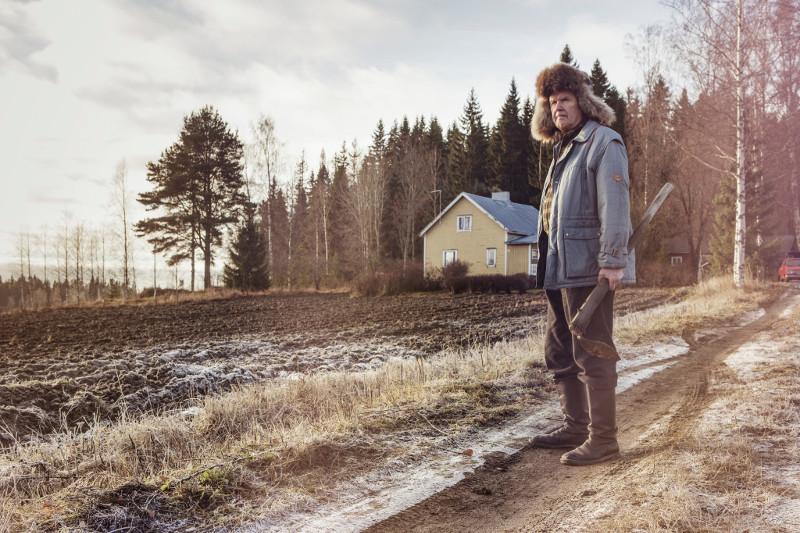 Früher war die Welt für den Alten (Antti Litja) in Ordnung. (© Solar Films / Marek Sabogal)