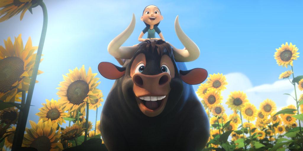 Damit der Stier Ferdinand zu seiner kleinen Freundin Nina zurück findet, müssen er und seine Freunde einige Abenteuer bestehen. (© 20th Century Fox)